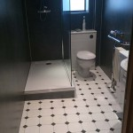 Bathroom Vinyl Floor Covering