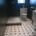 Bathroom Vinyl Floor Covering2