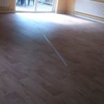 Wood Effect Floor - After 1
